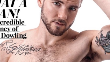 Aydan Dowling Is the First Trans Man to CoverGay TimesMagazine