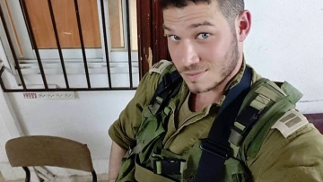 A Gay Israeli Soldier Asks Why His Country Has 'Abandoned' Him