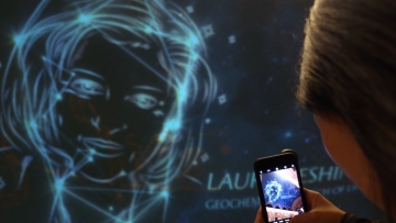 Female Scientists Find Their Shine in GE's Grand Central Station Light Show