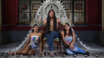 First Bilingual Museum of Sex Exhibition Highlights LGBTQ Life in Peru