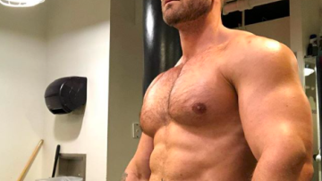Austin Wolf From Porn with Delta