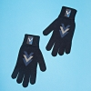 Gloves by Louis Vuitton, $305