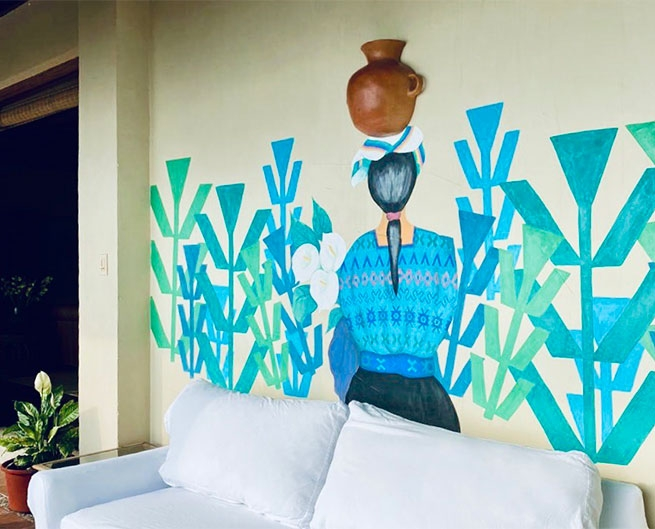 Hotels Working with Local Graffiti Artists and Muralists
