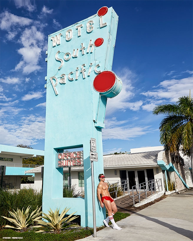 South Pacific Motel