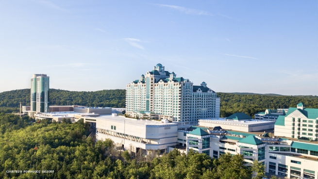 Image of Foxwoods Resort Casino