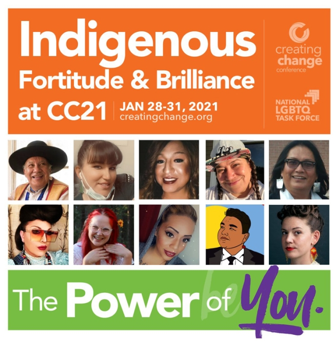 Indigenous Fortitude at Creating Change