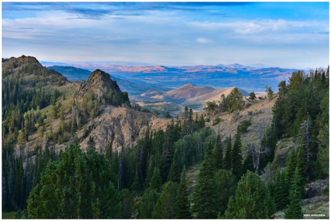 The Jarbidge Wilderness in northern Nevada lays claim to the most isolated place in the country.