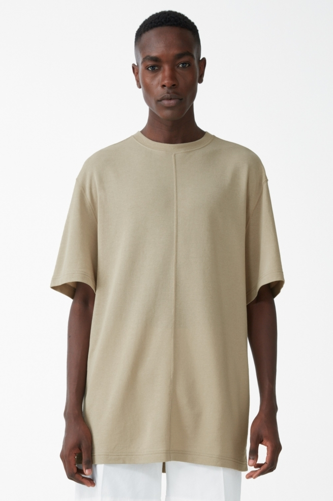 Long Organic Cotton Shirt