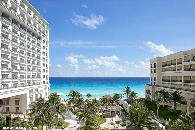 MARRIOTT CANCUN COLLECTION