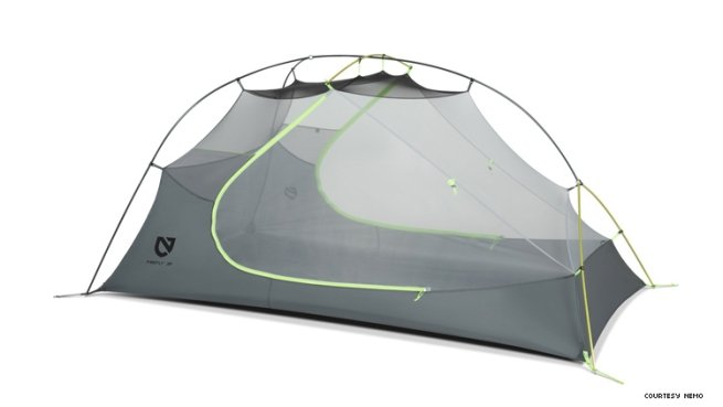 Nemo Firefly backpacking tent