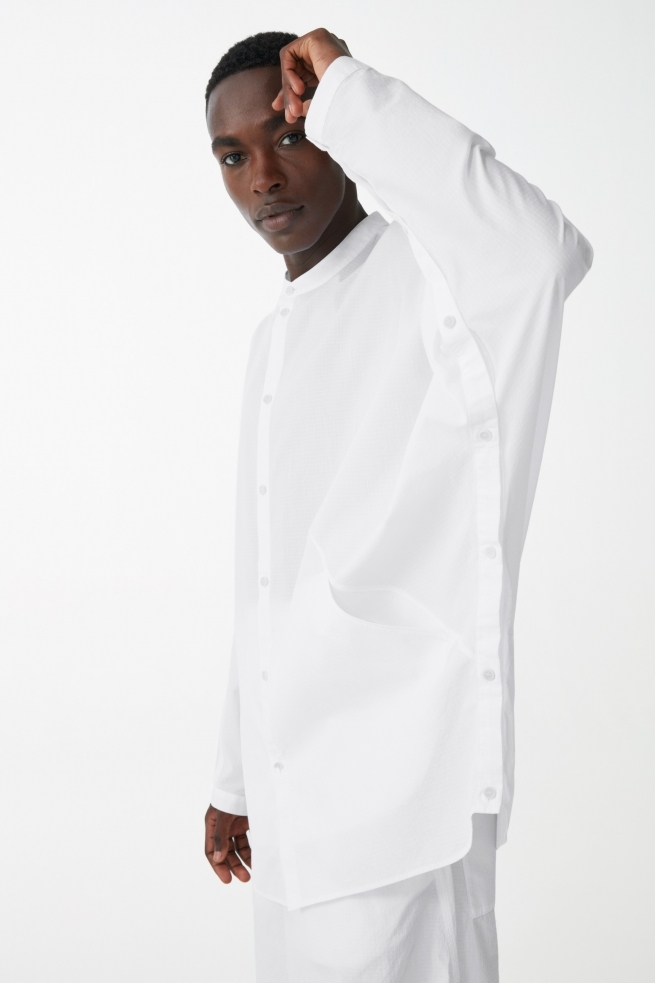 Over sized Organic Cotton Shirt by COS