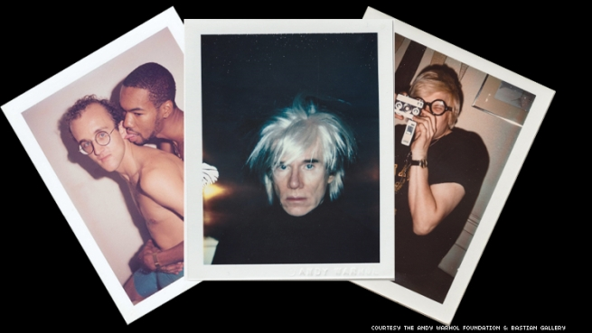 Warhol polaroids featured in new show