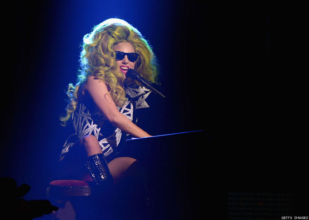 PHOTOS: Lady Gaga Live at Roseland Ballroom