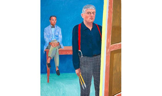 Hockney's 21st-century Works Get Royal Treatment at S.F.'s de Young Museum