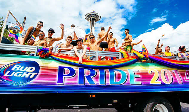 PHOTOS: This Year's Seattle Pride Came With Surprises