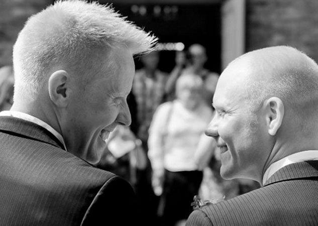 PHOTOS: Help Copenhagen Celebrate 25 Years of Equal Marriage
