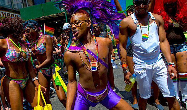 PHOTOS: NYC Gets Funky for Pride