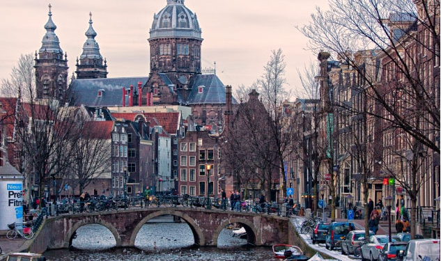 Fall Travel: No Place Like Amsterdam