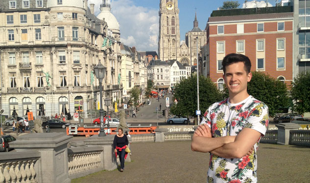 Gay Europe Ambassadors Discover Europe's Most Stylish City
