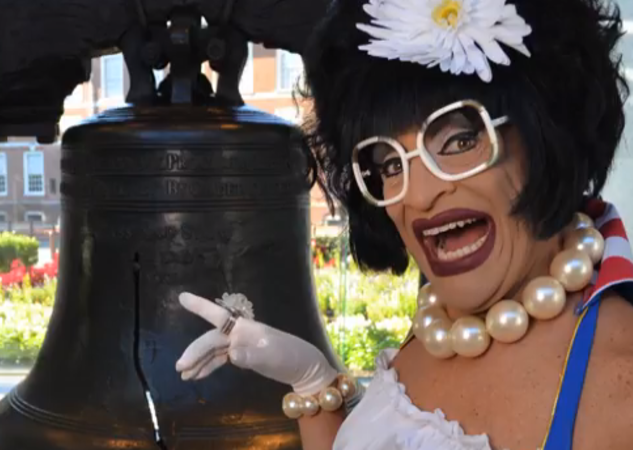 WATCH: Philly Casts Drag Queen In New Ad