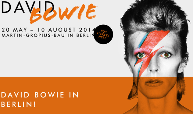 Expansive David Bowie Exhibit Rocking Berlin