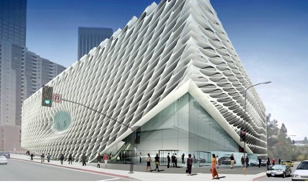 No Cover for L.A.'s Newest Modern Art Museum