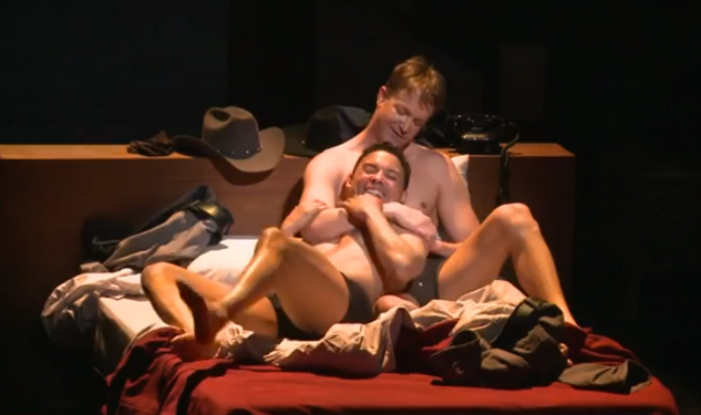 VIDEO: A Peek at the Brokeback Opera in Madrid