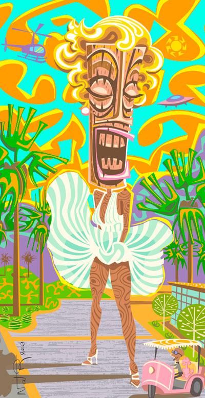 Nat Reed: Tiki Is In His Blood