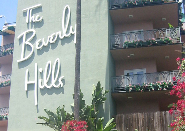 Protesters to Broadcast Stoning on Side of Bev Hills Hotel