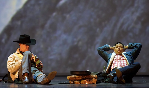 Opera Gets Sexy: Brokeback Mountain Opera Dress Rehearsal Pics