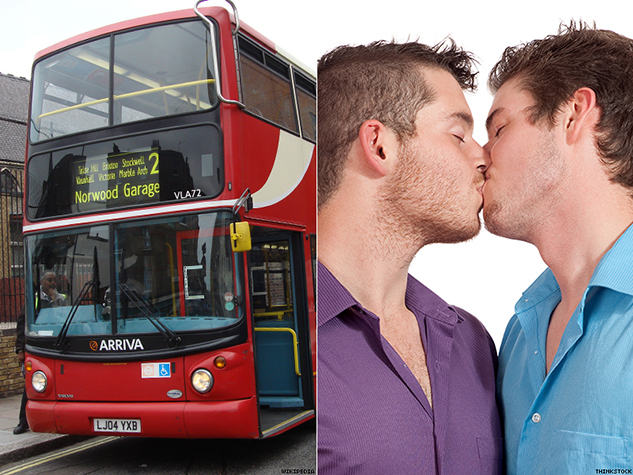 Uk bus sex