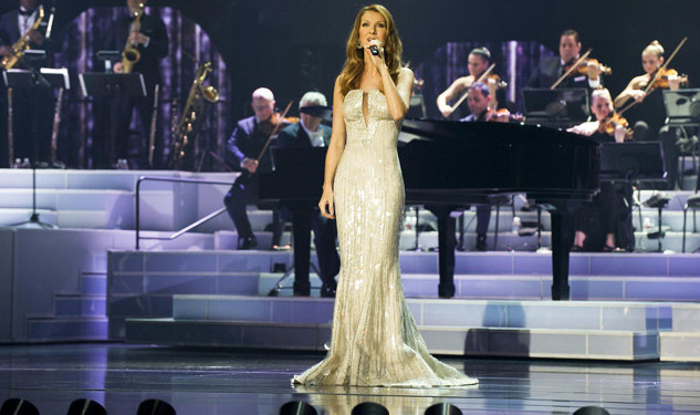 PHOTOS: All the Dresses Celine Wears in Her Vegas Show