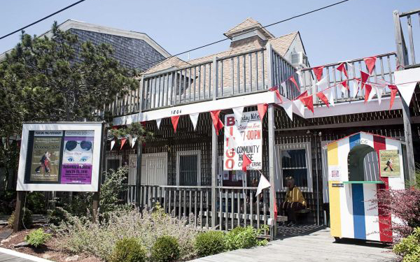 Fire Island's Cherry Grove Comm. House and Theater Added to Nat'l Register