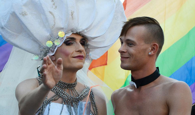 Copenhagen: The Gayest Place in 2014