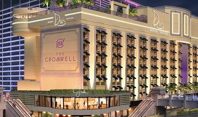 Cromwell Hotel Poised to Shake Up Vegas Strip