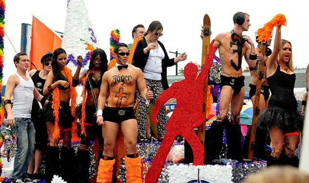 Is Dallas Pride Instituting a Dress Code?