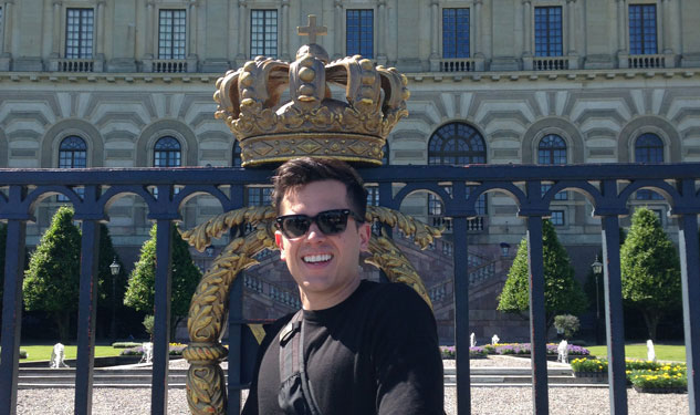 Our Gay Europe Ambassadors Explore Hipster Haven of Stockholm