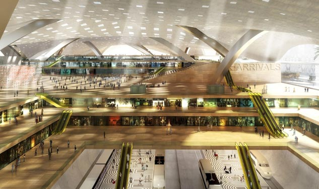 See Koolhaas' Plans for Doha Airport