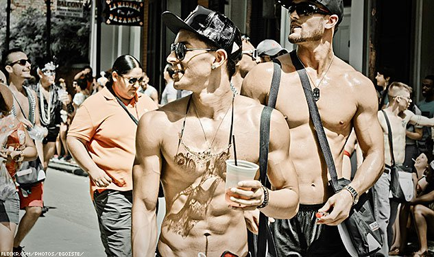 PHOTOS: Southern Decadence Lets it All Hang Out in NOLA
