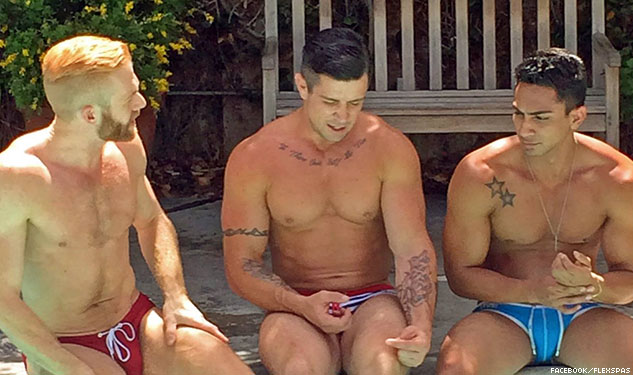 Century spa los angeles gay cruising