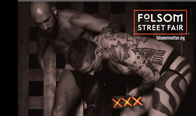 CHECK OUT: The Posters of S.F.'s Folsom Street Fair