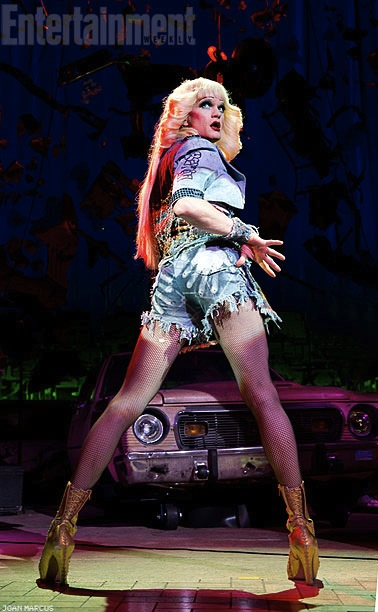 First Look: NPH Steps Into Hedwig's Heels