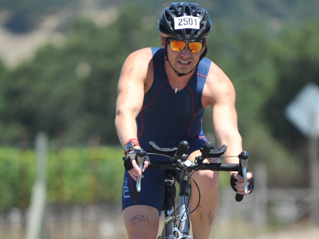 Discovering California as an Ironman