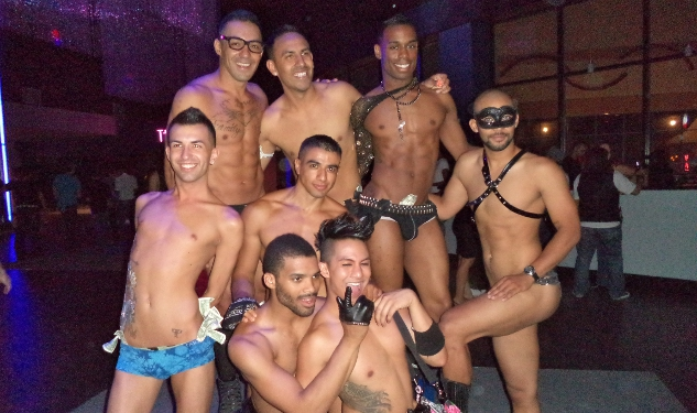 "Mysteries Surround Shutter of ""World's Largest Gay Club"" in Vegas"