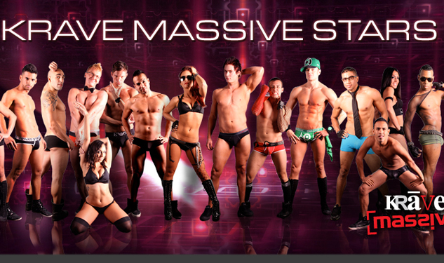 Vegas's Biggest Gay Club Back from the Dead