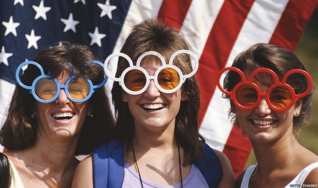 Los Angeles Celebrates 30th Anniversary of 1984 Olympics