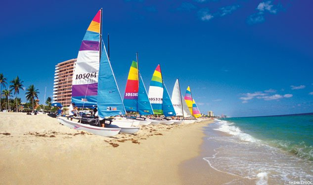 Fort Lauderdale: Where to Have Fun