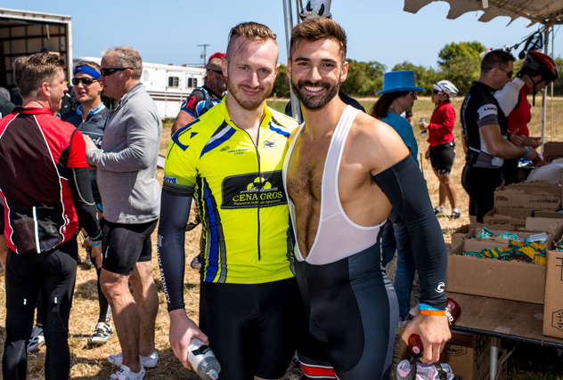 Seeing California on Two Wheels (All While Raising Money for HIV)