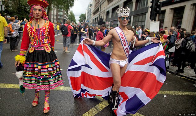 Would You Kickstart London Pride?