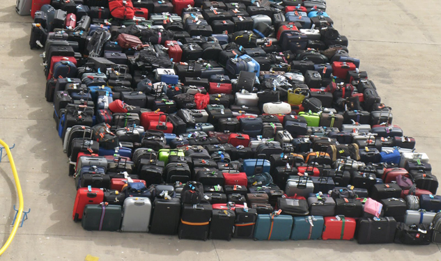 Praise the Lord: Solutions to Lost Luggage